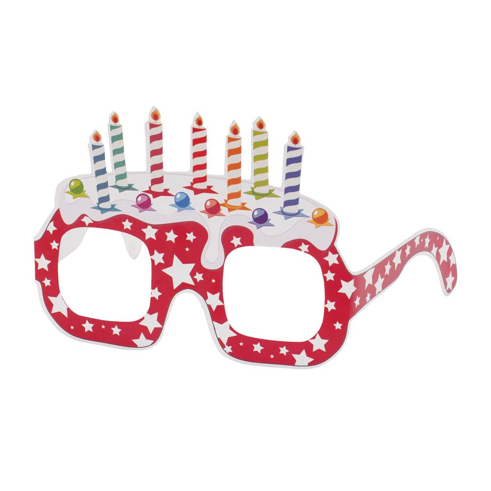 Ochelari haiosi pentru petreceri – Funny Glasses, Radar 523.95, Set 6 buc