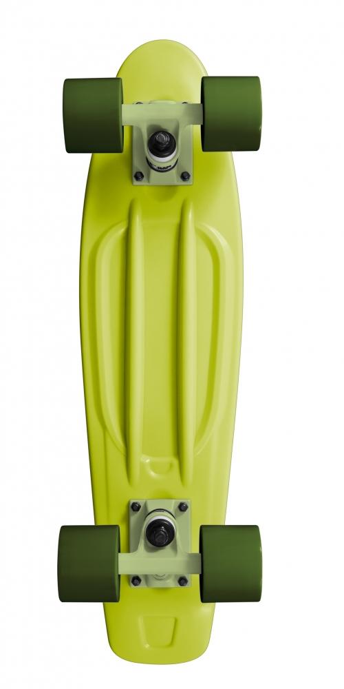 Penny Board Cruiser pentru copii Verde imagine