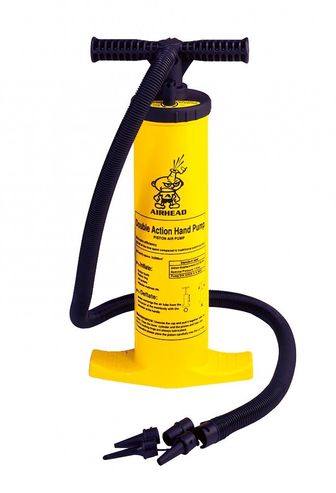 Pompa pentru umflat sau dezumflat 2 in 1 imagine