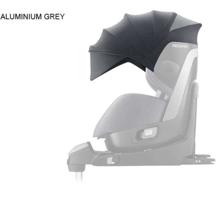 Parasolar Scaun Auto Zero.1 Aluminium Grey