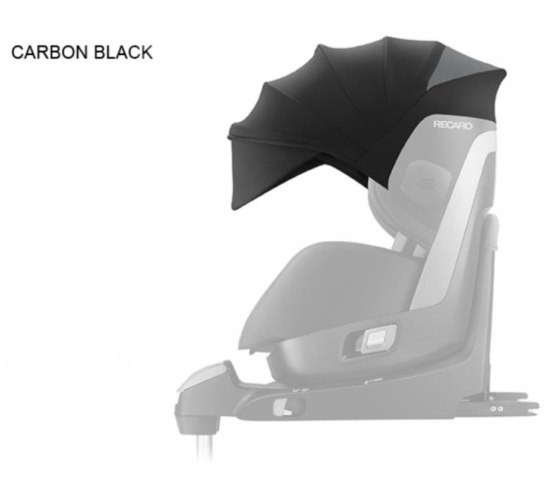 Parasolar Scaun Auto Zero.1 Carbon Black