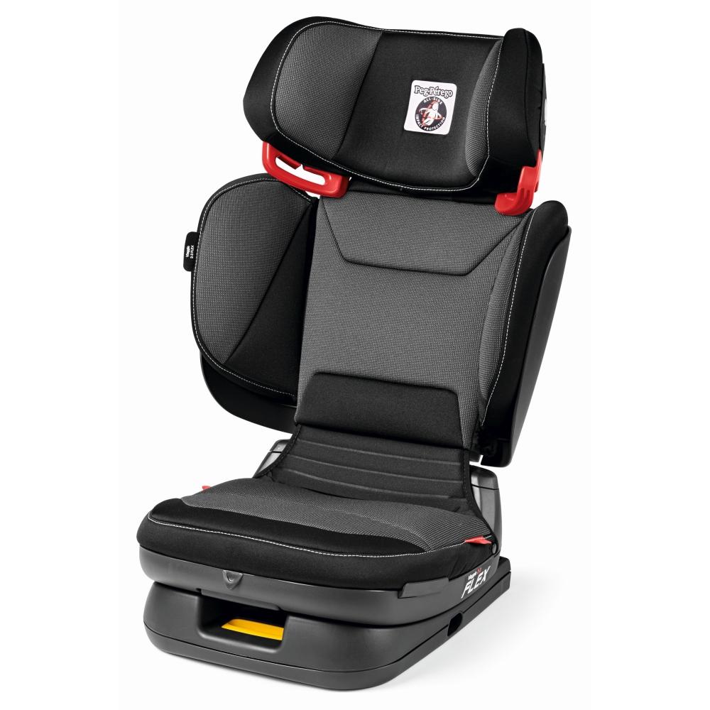 Scaun Auto Viaggio 2-3 Flex Crystal Black Peg Perego