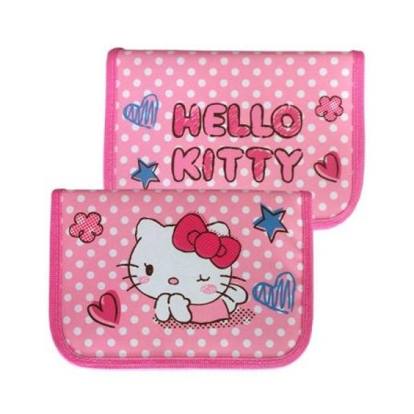 Penar neechipat 1 fermoar 2 extensii Hello Kitty roz deschis Pigna