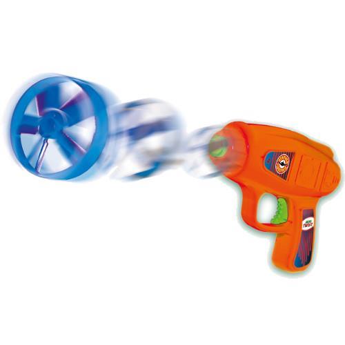 Pistol cu Elice Mini Twist Portocaliu