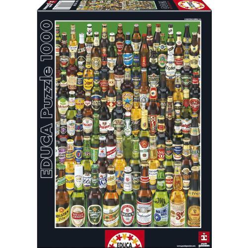 Puzzle 1000 Piese - Beri