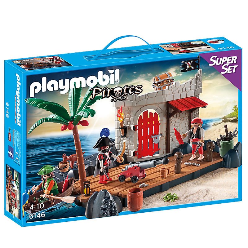 Super set Insula piratilor