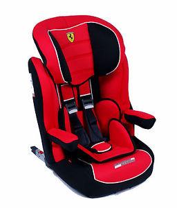 Scaun auto I-max Isofix Ferrari Red 9-36 kg