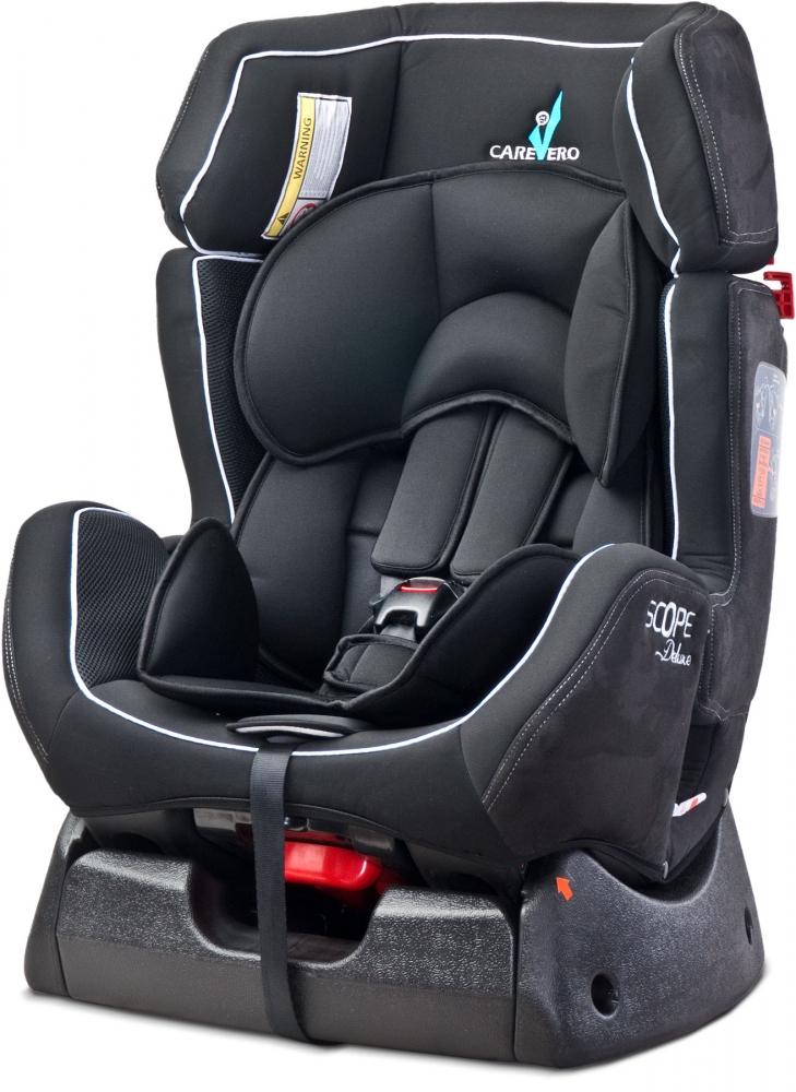 Scaun auto Caretero Scope Deluxe 0-25 Kg Black