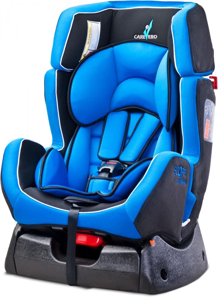 Scaun auto Caretero Scope Deluxe 0-25 Kg Blue