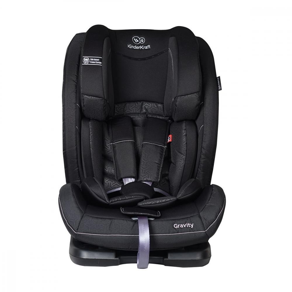 Scaun auto Gravity Black 9-36kg