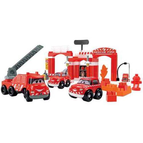 Set Constructii Abrick Pompieri