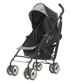 Summer Infant  Carucior sport Ume Lite Black Grey