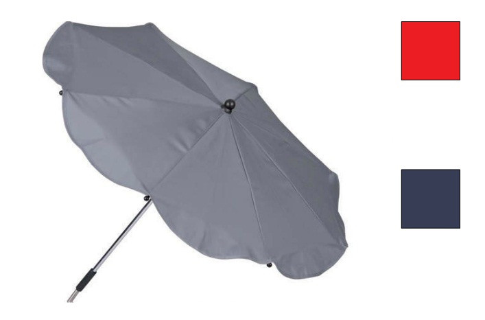 Umbrela pentru carucior 70cm UV 50+ Rosie A Haberkorn