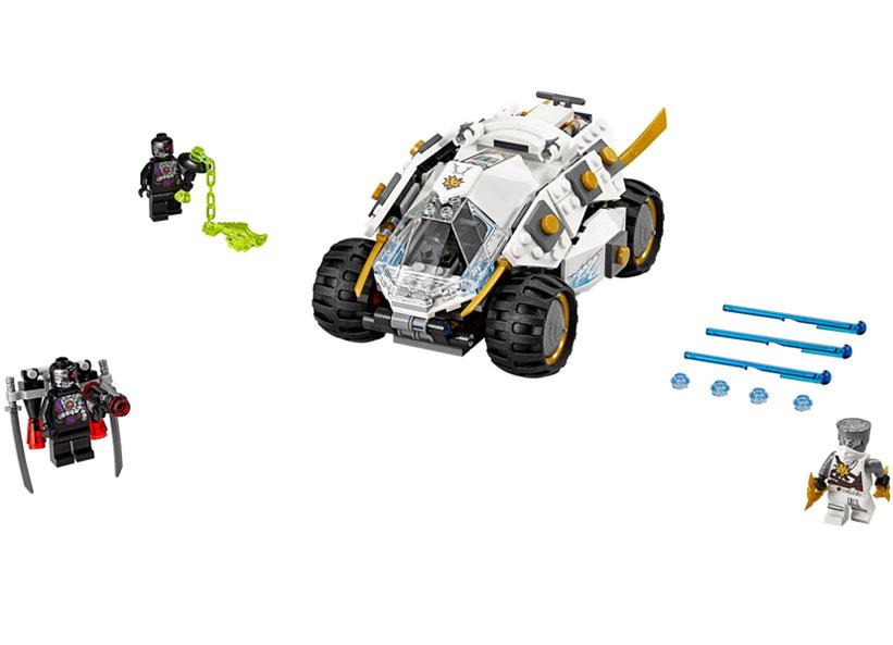 Vehiculul lui Zane (70588)