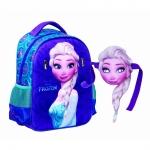 Ghiozdan gradinita Elsa-Frozen 3D