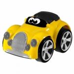 Masinuta Chicco Turbo Touch Henry cel Galben 3-6 ani