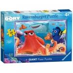 Puzzle In Cautarea lui Dory 60 Piese