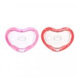 Set 2 suzete ortodontice 6 luni + Pink