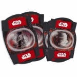 Set protectie Cotiere Genunchiere Star Wars Disney Eurasia 35674