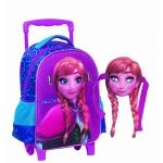 Troller gradinita Anna-Frozen 3D