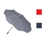 Umbrela  pentru carucior 70cm UV 50+ Gri A Haberkorn