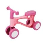 Vehicul fara pedale Lena din plastic Roz