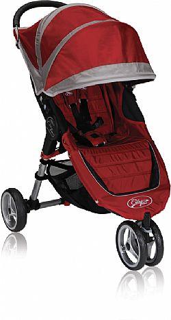 Carucior Baby Jogger City Mini Crimsongray