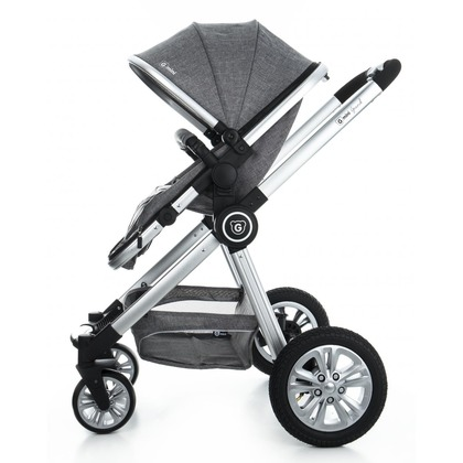 Carucior 2 in 1 Grand Grey