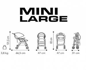 Carucior Mini Large 233