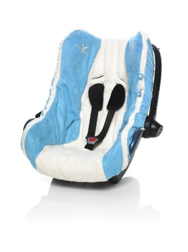 Husa scaun auto Grupa 0 Wallaboo Blue