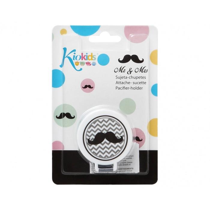Lant suzeta Moustache Kiokids
