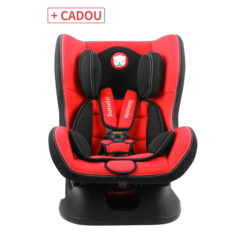 Scaun Auto Copii 0-18 Kg Liam Red