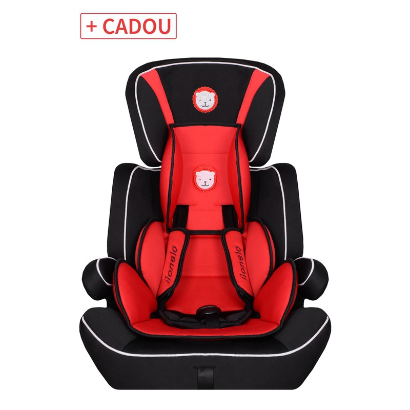 Scaun Auto Copii 9-36 Kg Levi Red