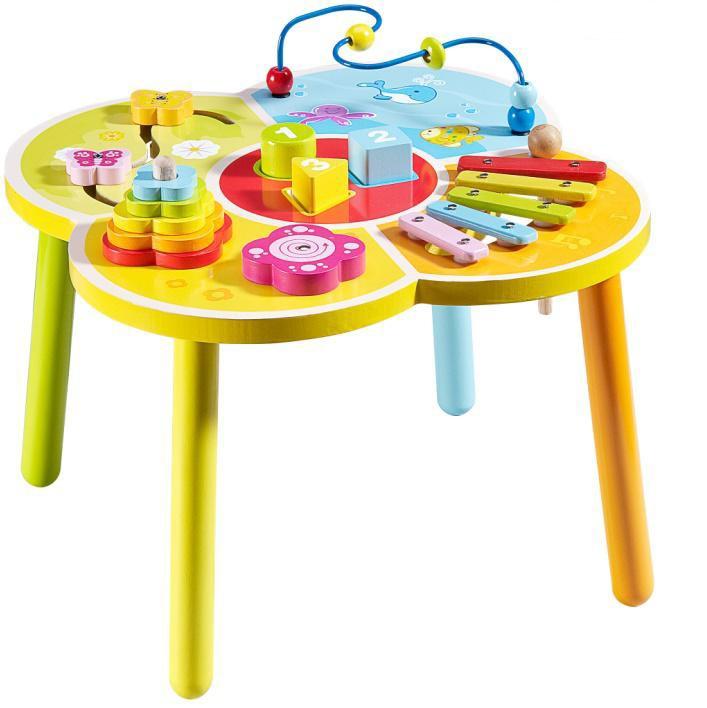 Интерактивный детский стол своими руками 3