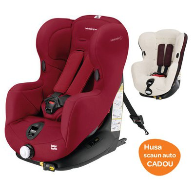 BEBE CONFORT Scaun Auto Iseos Isofix Bebe Confort + Husa Cadou
