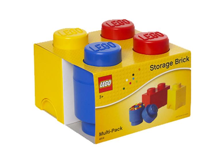 Set 3 cutii depozitare LEGO