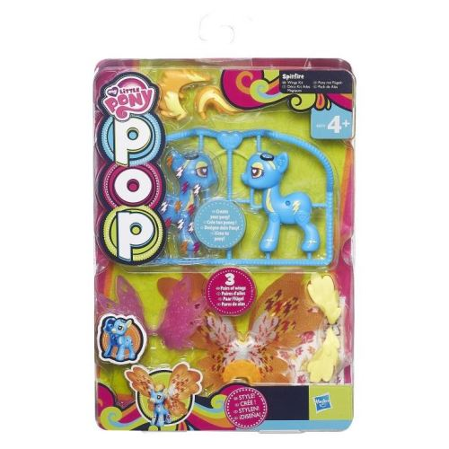 Set Printesa Spitfire Wings My Little Pony Pop