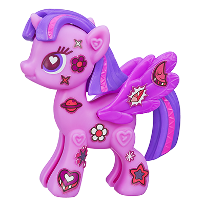 Set Printesa Twilight Sparkle Wings My Little Pony Pop