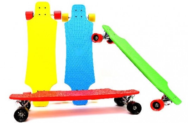 Skateboard Longboard Globo 76 cm imagine