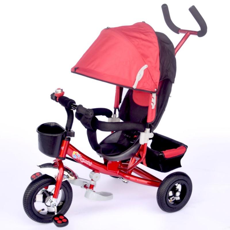 Tricicleta Pentru Copii Skutt Agilis Air Red