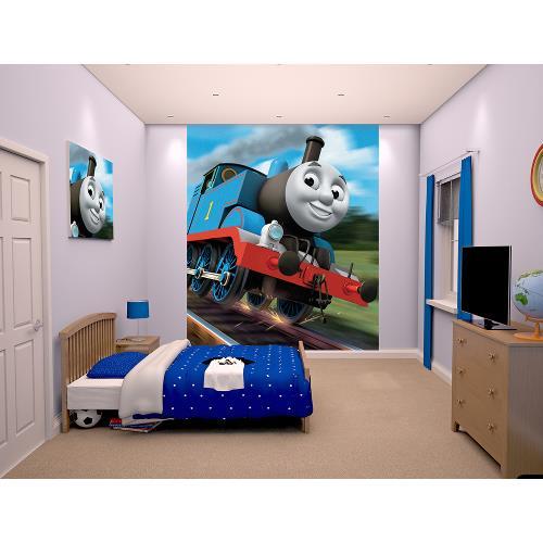 Tapet Pentru Copii Locomotiva Thomas