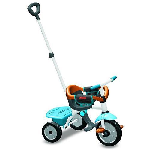 Tricicleta 3 in 1 Jolly Albastru
