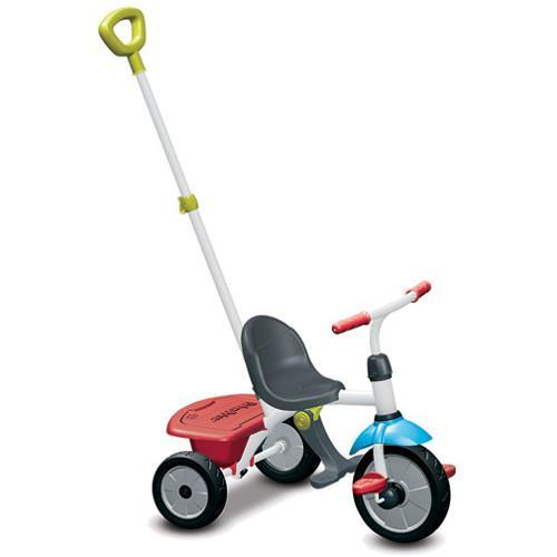 Tricicleta 3 in 1 Jolly Rosu