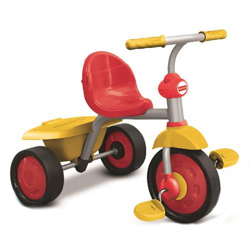 Tricicleta Glee Rosu