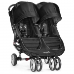 City Baby Jogger Mini Double Black