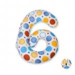 Enjoy Perna multifunctionala Cerculete colorate
