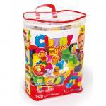 Clemmy plasa cu 50 cuburi si 5 figurine