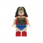 Ceas desteptator LEGO DC Super Heroes Wonder Woman (9009877)
