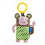 Jucarie cu vibratii Maimutica Marco Taf Toys