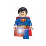 Lampa de veghe LEGO Super Heroes Superman (LGL-TOB20T)